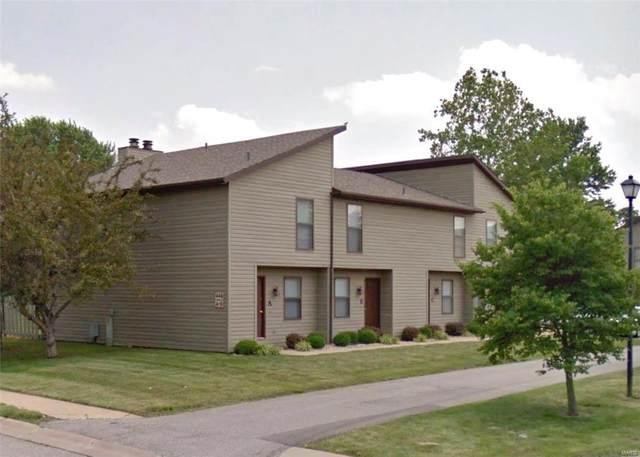 455 Ponderosa Avenue B, O'Fallon, IL 62269 (#20022307) :: Realty Executives, Fort Leonard Wood LLC