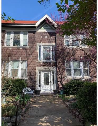 1116 Louisville Avenue, St Louis, MO 63139 (#20022308) :: Sue Martin Team