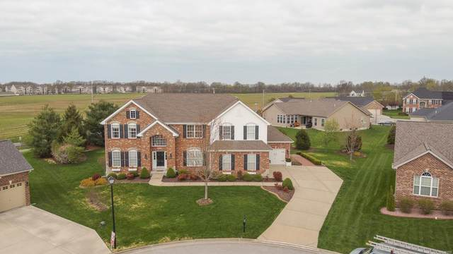4105 Woodland Park Drive, Swansea, IL 62226 (#20022312) :: St. Louis Finest Homes Realty Group