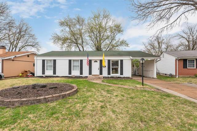 1540 Bluefield Drive, Florissant, MO 63033 (#20022355) :: Sue Martin Team