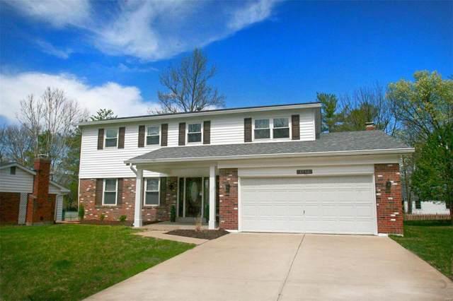 1540 Virginia Drive, Ellisville, MO 63011 (#20022428) :: Kelly Hager Group | TdD Premier Real Estate