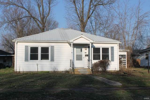 507 Pennsylvania, CARTERVILLE, IL 62918 (#20022496) :: St. Louis Finest Homes Realty Group