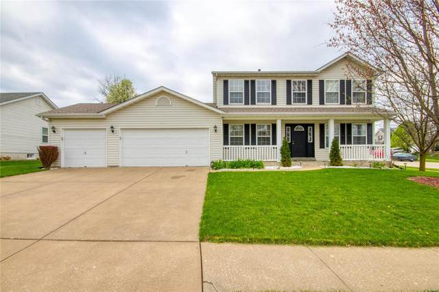 221 Niagra Drive, Wentzville, MO 63385 (#20022511) :: Kelly Hager Group | TdD Premier Real Estate