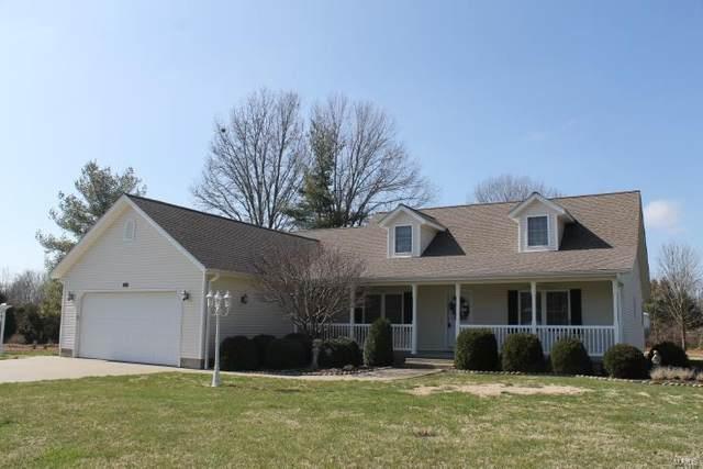 3001 Pine Ridge, HERRIN, IL 62948 (#20022520) :: Matt Smith Real Estate Group