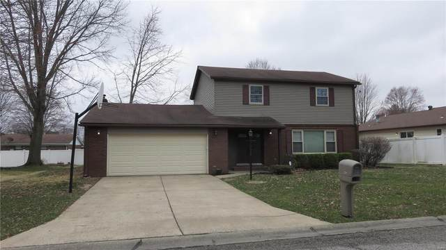 324 Veach Drive, Fairview Heights, IL 62208 (#20022524) :: St. Louis Finest Homes Realty Group