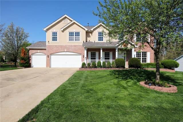 298 Barker Court, Ballwin, MO 63021 (#20022532) :: Kelly Hager Group | TdD Premier Real Estate