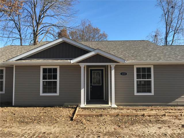 610 Schneider, CARTERVILLE, IL 62918 (#20022538) :: St. Louis Finest Homes Realty Group