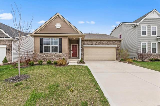 410 Wilmer Meadow Dr, Wentzville, MO 63385 (#20022539) :: Kelly Hager Group | TdD Premier Real Estate