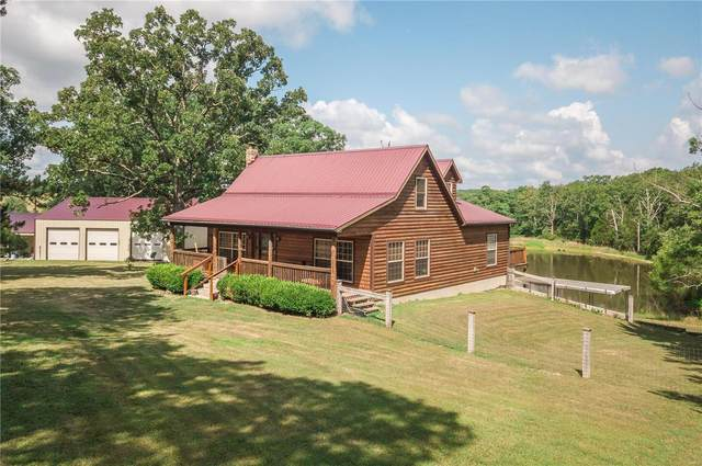 410 Hwy M, Steelville, MO 65565 (#20022553) :: St. Louis Finest Homes Realty Group