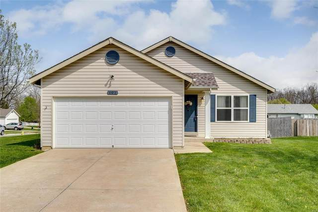 101 Providence Pointe Court, Wentzville, MO 63385 (#20022557) :: Kelly Hager Group | TdD Premier Real Estate