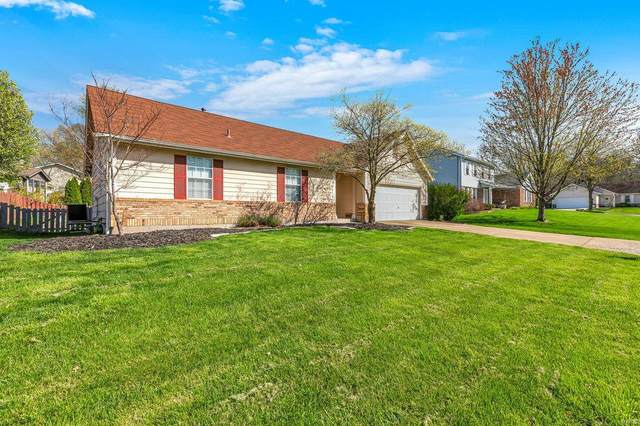 18 Shadow Lane, Saint Peters, MO 63376 (#20022706) :: Kelly Hager Group | TdD Premier Real Estate