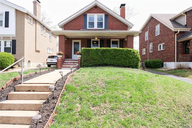 1238 Arch Terr, St Louis, MO 63117 (#20022707) :: Kelly Hager Group   TdD Premier Real Estate