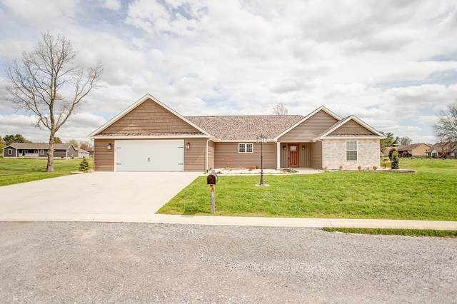 1805 Roye Lane, MARION, IL 62959 (#20022795) :: Realty Executives, Fort Leonard Wood LLC