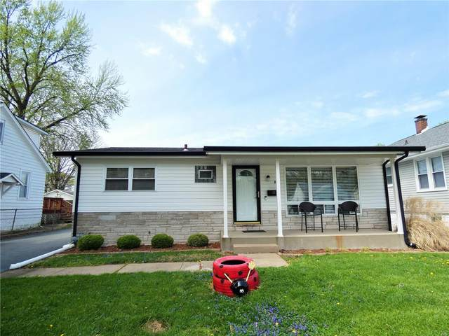 25 N 37th, Belleville, IL 62226 (#20022806) :: St. Louis Finest Homes Realty Group