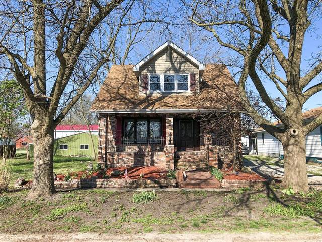204 Francis Street, GILLESPIE, IL 62033 (#20022869) :: Matt Smith Real Estate Group