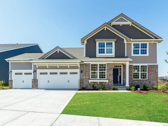 863 Nardin Drive, Chesterfield, MO 63017 (#20022878) :: Parson Realty Group