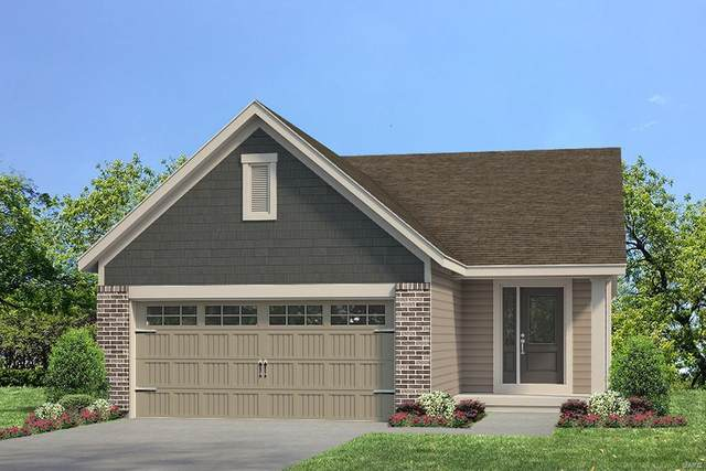 1 Highland 3 Bd @ Charlestowne, Saint Charles, MO 63301 (#20022881) :: The Becky O'Neill Power Home Selling Team
