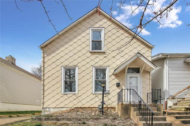4764 Milentz Avenue, St Louis, MO 63116 (#20022884) :: St. Louis Finest Homes Realty Group