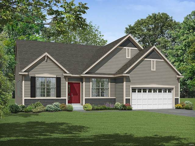 1 Meridian II 4 @ Pinewoods Est, Wentzville, MO 63385 (#20022886) :: Kelly Hager Group | TdD Premier Real Estate