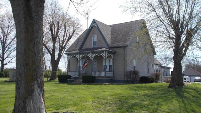 11576 Wilson, COULTERVILLE, IL 62237 (#20022917) :: RE/MAX Vision