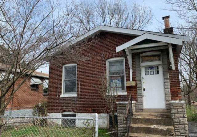 5658 Helen Avenue, St Louis, MO 63136 (#20022944) :: Parson Realty Group