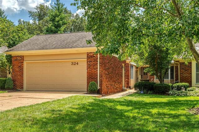 324 Morristown Court, Chesterfield, MO 63017 (#20023008) :: The Becky O'Neill Power Home Selling Team