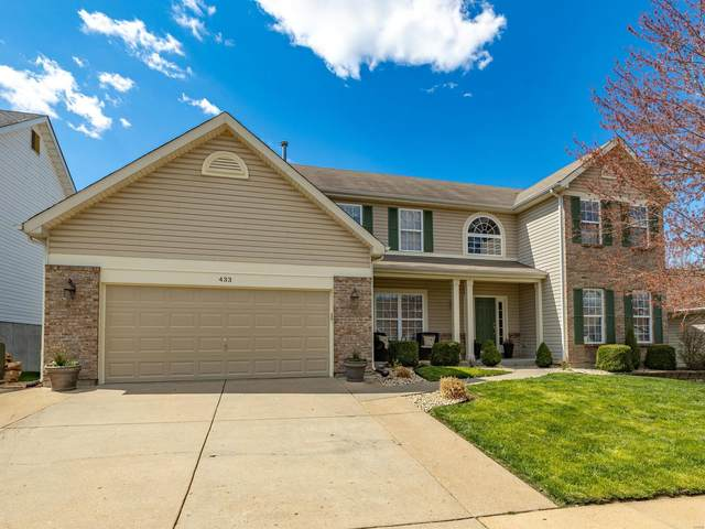 433 Avalon View Court, Fenton, MO 63026 (#20023072) :: Kelly Hager Group | TdD Premier Real Estate