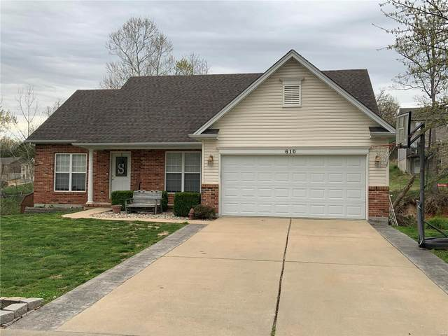 610 Lindsey, Union, MO 63084 (#20023146) :: St. Louis Finest Homes Realty Group