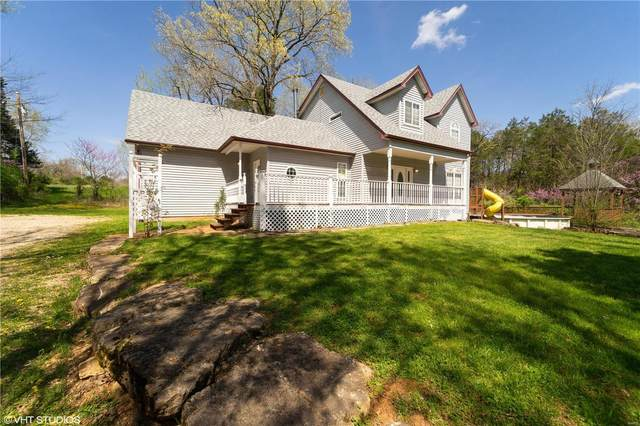 2563 Jacques Drive, Bonne Terre, MO 63628 (#20023203) :: The Becky O'Neill Power Home Selling Team