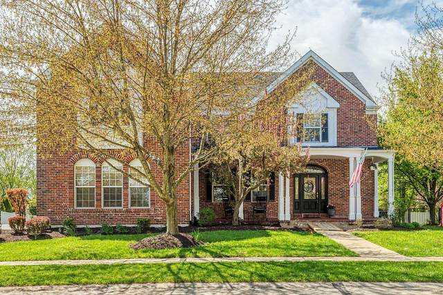 17892 Suzanne Ridge Drive, Wildwood, MO 63038 (#20023282) :: Kelly Hager Group   TdD Premier Real Estate