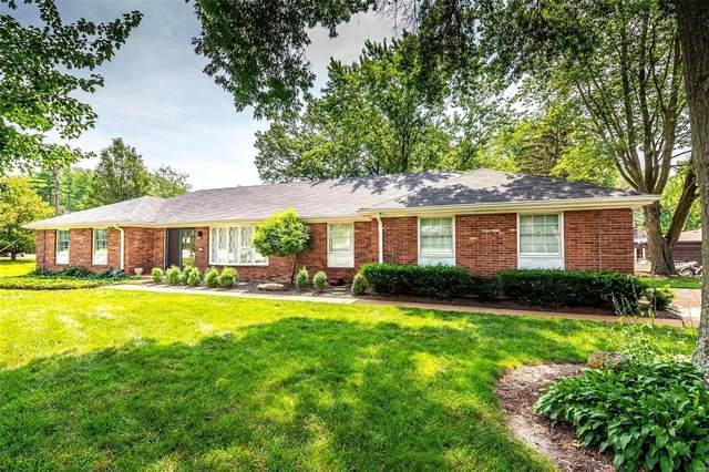 349 Cherry Hill Drive, Ellisville, MO 63011 (#20023414) :: Realty Executives, Fort Leonard Wood LLC