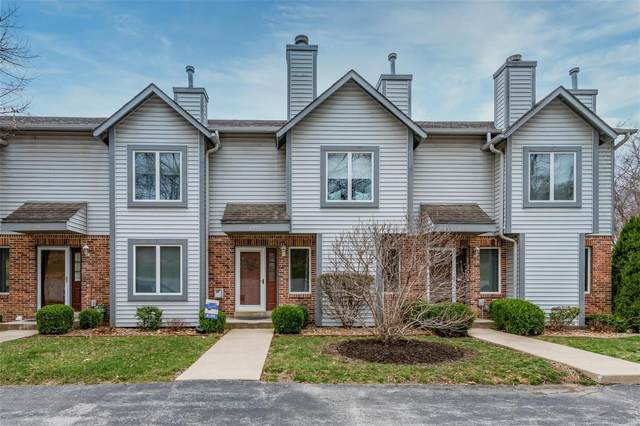 4307 Sherman Park Drive 10G, Saint Charles, MO 63303 (#20023503) :: St. Louis Finest Homes Realty Group
