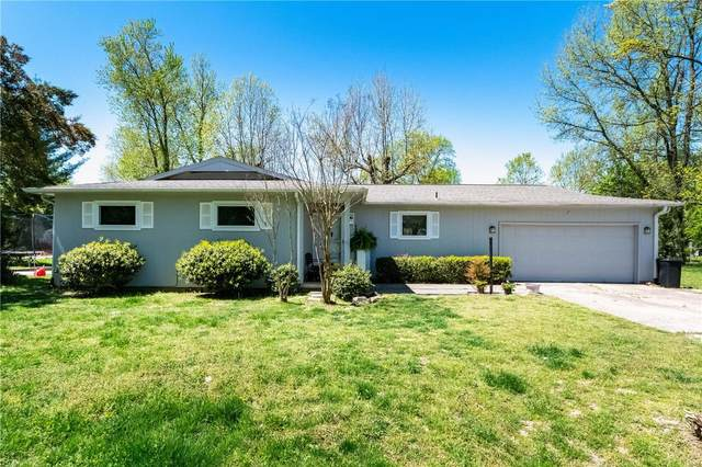 609 Vickie Lane, HERRIN, IL 62948 (#20023812) :: The Becky O'Neill Power Home Selling Team