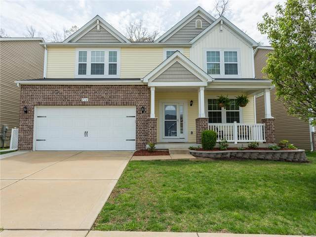 714 Rockshire Drive, Herculaneum, MO 63048 (#20023822) :: St. Louis Finest Homes Realty Group