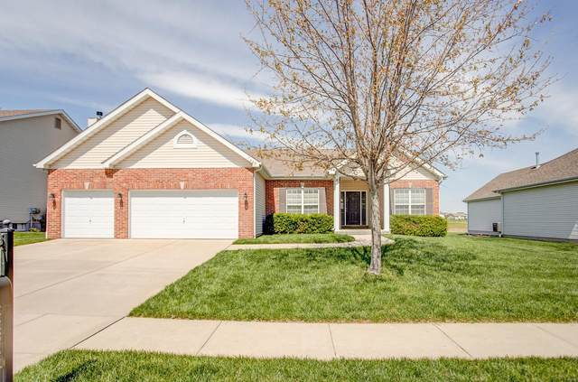 729 Willow Spring Hill Drive, Fairview Heights, IL 62208 (#20023883) :: Sue Martin Team