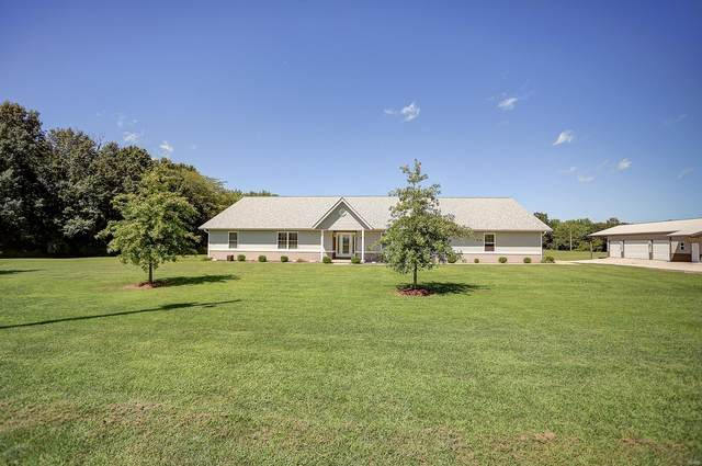 18794 Oakwood, BENLD, IL 62009 (#20023893) :: RE/MAX Professional Realty
