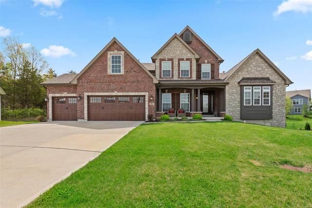 24 Schmitz Court, Lake St Louis, MO 63367 (#20023918) :: The Becky O'Neill Power Home Selling Team