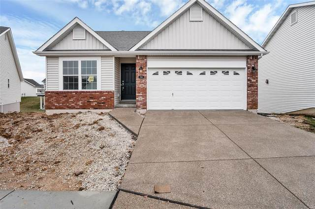 1030 Silo Bend Drive, Wentzville, MO 63385 (#20023958) :: The Becky O'Neill Power Home Selling Team