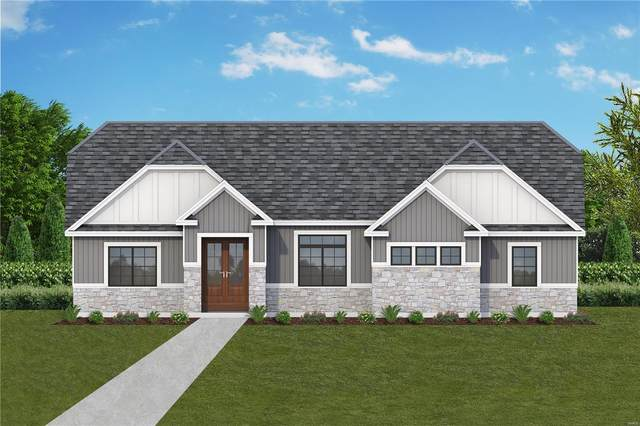 515 Hawthorne Ridge Court, Foristell, MO 63348 (#20023983) :: Parson Realty Group
