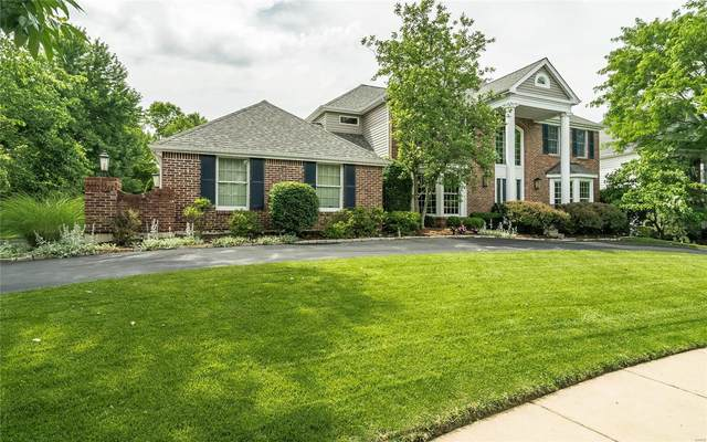 14802 Straub Hill Lane, Chesterfield, MO 63017 (#20024104) :: St. Louis Finest Homes Realty Group