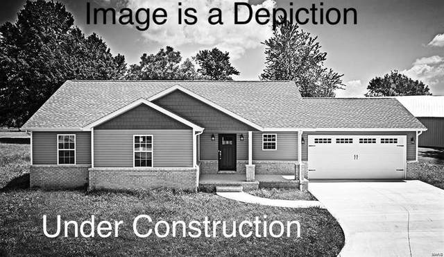 809 Amber Road, OKAWVILLE, IL 62271 (#20024240) :: Matt Smith Real Estate Group