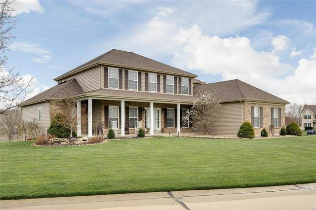 514 Waterside Court, Saint Charles, MO 63304 (#20024247) :: Clarity Street Realty