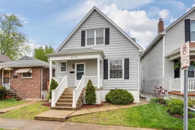 4155 Burgen Avenue, St Louis, MO 63116 (#20024286) :: Kelly Hager Group   TdD Premier Real Estate