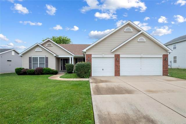 9332 Marbarry Drive, Fairview Heights, IL 62208 (#20024287) :: Matt Smith Real Estate Group