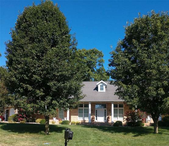 1505 Shinnecock, MARION, IL 62959 (#20024344) :: Parson Realty Group
