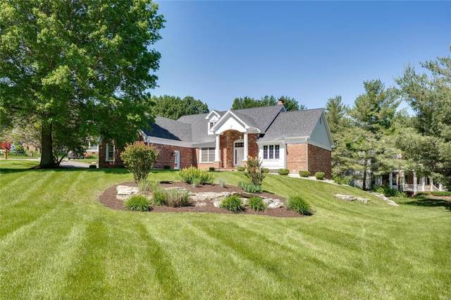 7 Forest Park Circle, Lake St Louis, MO 63367 (#20024392) :: Clarity Street Realty