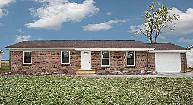 1196 Mary Irene Road, New Baden, IL 62265 (#20024425) :: Sue Martin Team