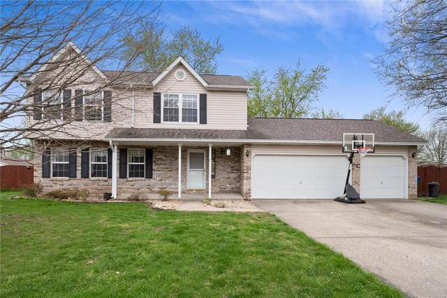 500 Call Court, New Baden, IL 62265 (#20024532) :: Sue Martin Team