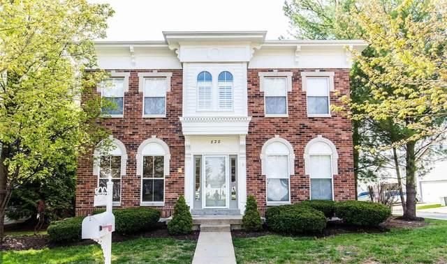 828 Village Center, O'Fallon, MO 63368 (#20024559) :: Kelly Hager Group | TdD Premier Real Estate