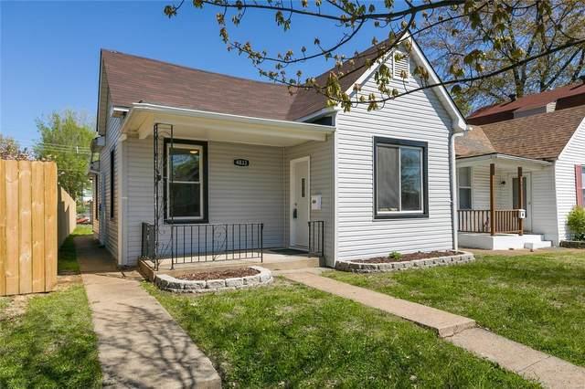 4833 Gardenville Avenue, St Louis, MO 63116 (#20024603) :: Walker Real Estate Team